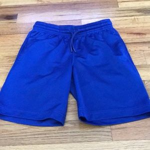 Boys Children's Place sz 5/6 Cobalt Blue Shorts